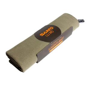 Полотенце из микрофибры цвета милитари