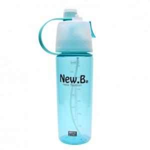Спортивная бутылка Bianli New B голубой