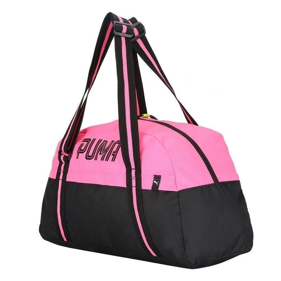 30b93f5a29e4 Женская спортивная сумка Puma 07441101 FUNDAMENTALS SPORTS 24 л (original)