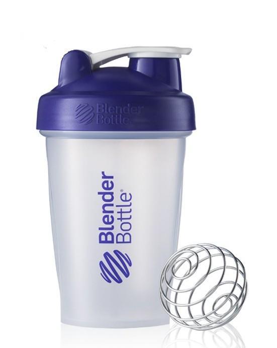 Шейкер спортивный BlenderBottle Classic 590ml (ORIGINAL) Trans Purple