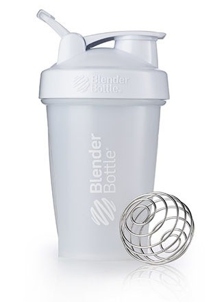 Шейкер спортивный BlenderBottle Classic Loop 590ml (ORIGINAL) White