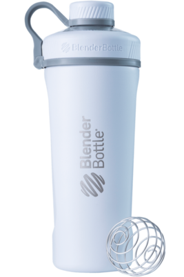 Шейкер спортивный BlenderBottle RADIAN THERMO EDELSTAHL 26OZ / 770ML (ORIGINAL) White