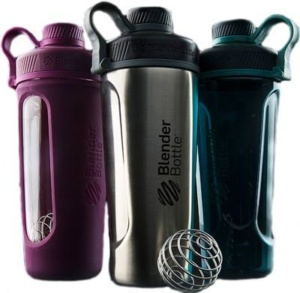 Шейкер спортивный BlenderBottle RADIAN THERMO EDELSTAHL 26OZ / 770ML (ORIGINAL)