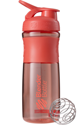 Шейкер спортивный BlenderBottle SportMixer 820ml (ORIGINAL) Coral