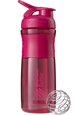 Шейкер спортивный BlenderBottle SportMixer 820ml (ORIGINAL) Pink-Pink