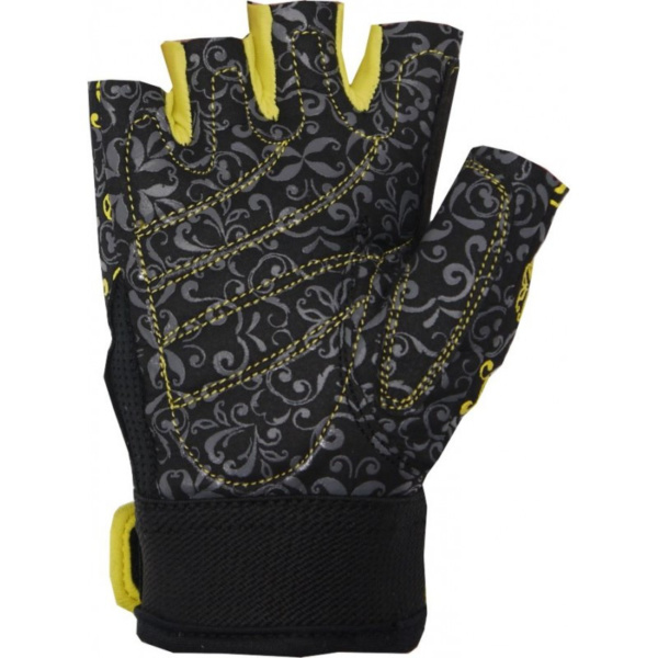 Перчатки Power System CLASSY PS 2910 Black Yellow, S
