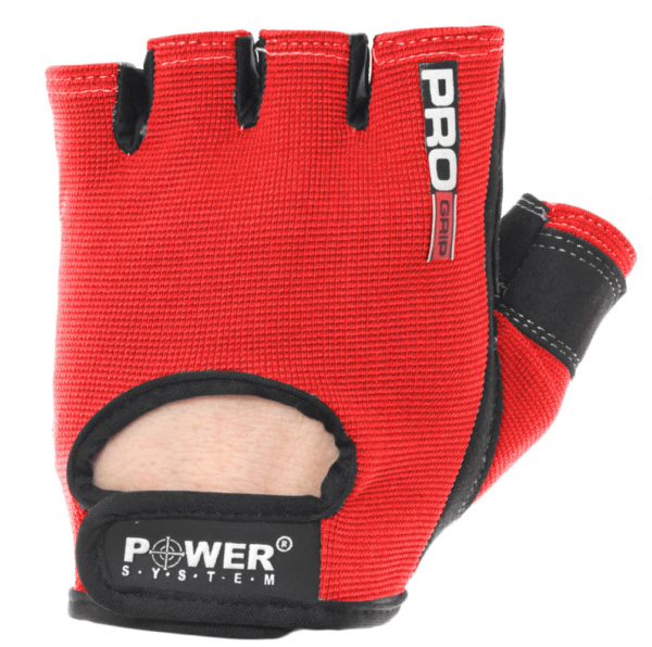 Перчатки Power System Pro Grip PS 2250 M, Red