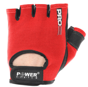 Перчатки Power System Pro Grip PS-2250 S, Red