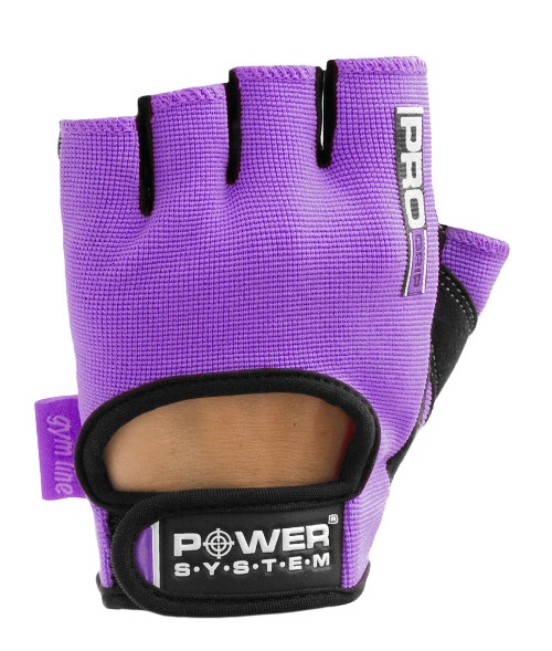 Перчатки Power System Pro Grip PS 2250 XS, Purple