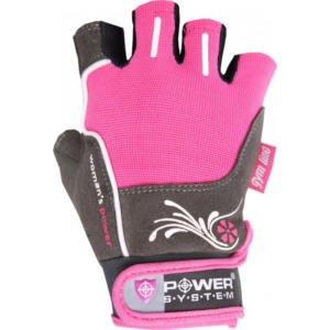 Перчатки Power System Woman's Power PS-2570 XS, Pink