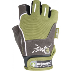 Перчатки Power System Woman's Power PS-2570 XS, Green