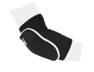 Налокотники Power System Elastic Elbow Pad PS-6004 Black XL